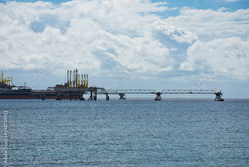 Fotografie, Obraz  Oil and Gas Exploration