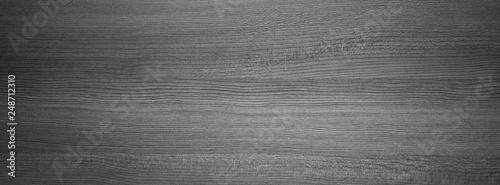 Photo  Beautiful Dark Gray Wood Pattern Background