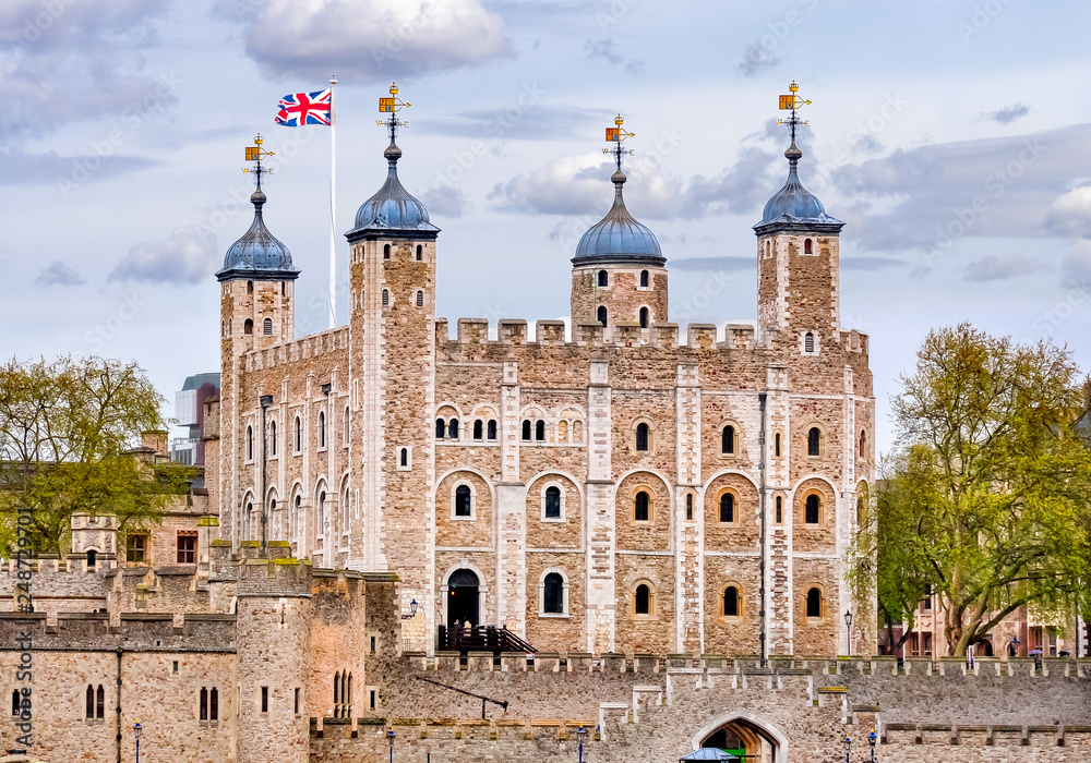 Fototapety, obrazy: Tower of London, United Kingdom