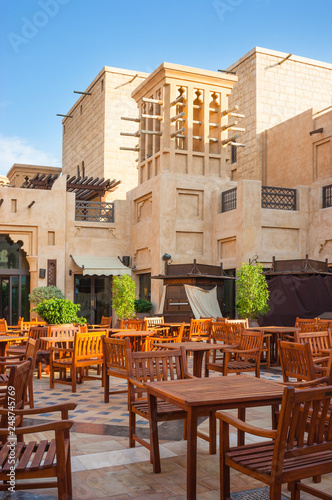 Fotografía DUBAI, UAE - NOVEMBER 15: View of the  Souk Madinat Jumeirah