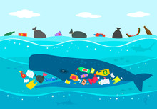 Ecological Disaster Of Plastic...