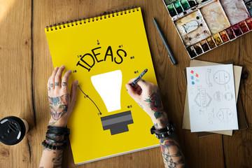 Pomysły na projekt Wymyśl ikonę wiedzy