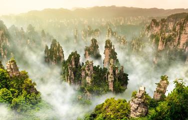 FototapetaZhangjiajie Wulingyuan