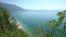 Gagra Is A Town In Abkhazia