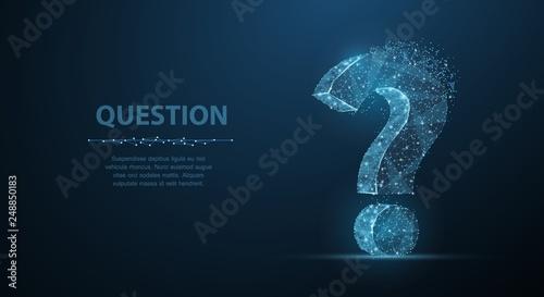 Photo Question mark