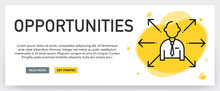 OPPORTUNITIES BANNER CONCEPT