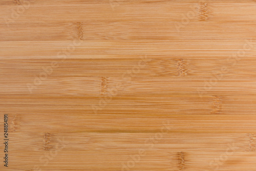 Foto op Canvas Bamboo Bamboo desk table background