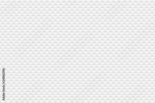 Fotografía  White horizontal seamless fiber texture