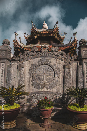 Ba Na Hills, Central Vietnam - Buy this stock photo and