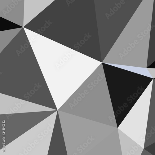 Valokuva  Abstract background multicolored geometric poligonal