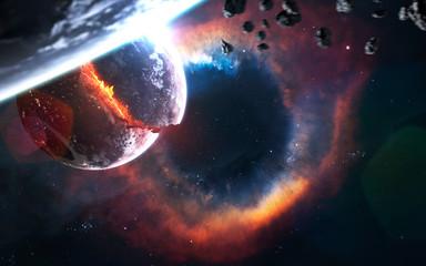 Black hole. Wormhole. Scien...