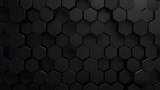 Abstract hexagonal background. - 248940936