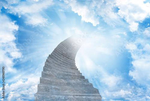 Schody do nieba