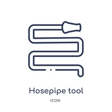 Hosepipe Tool To Extinguish Fi...