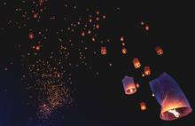 Mass Yee Peng Lantern Release,...