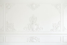 Beautiful Ornate White Decorat...