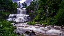 Chittenango Falls Timelapse