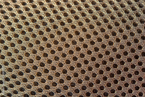 Fotografie, Obraz  3d texturised technological seamless breathing fabric closeup