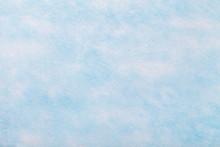 Light Blue Background Of Felt ...