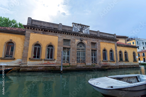 Photographie  building in Venice