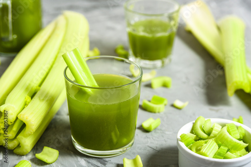 Celery Healthy Green Juice