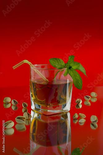 Fotografie, Obraz  bicchiere aperitivo