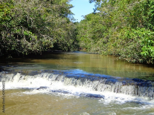 Fotografia  Cachoeiras rio paraopeba