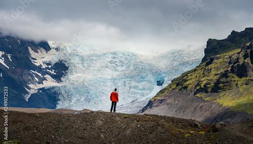 Fotografia Hiking in Iceland