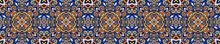 Azulejos Tile Vector Seamless ...