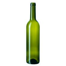 """Wine Green Bottle """"Bordo"""" 700 Ml"""