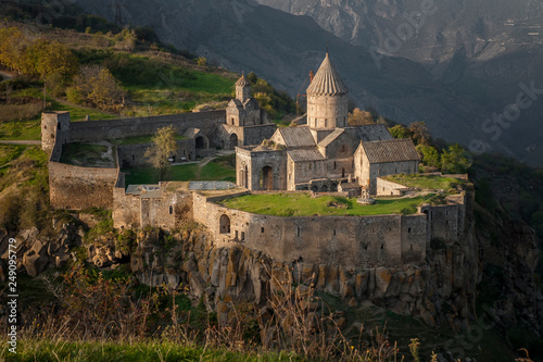 Fotografía The Monastery of Tatev is a 9th century Armenian monastery