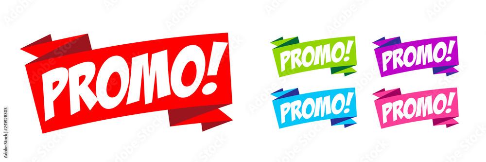 Fototapeta Promo