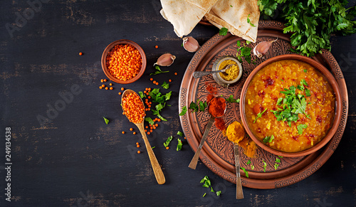 Photo Indian dal