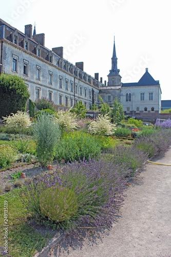 Fototapeta Abbaye de la Chartreuse de Neuville, Pas de Calais
