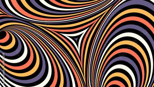 Vector multicolored background Fototapet