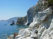 The sea in San Felice Circeo