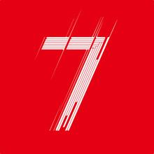 Number 7 Seven Symbol