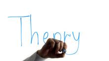 Teacher Writing Theory Word On...