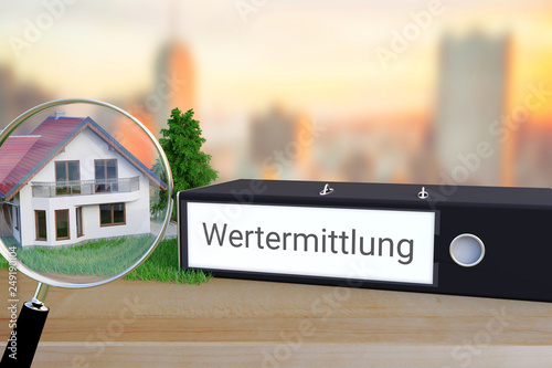 Photo Wert einer Immobilie