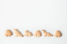 Crackers, Baby Cookies, Dinosa...