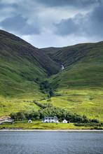 United Kingdom, Scotland, Scottish Highland, Sutherland, Aultanrynie, Desert Village Settlement