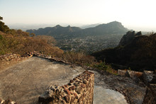 Panoramic View Form Tepozteco ...