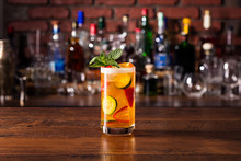 Refreshing Pimms Cup Cocktail