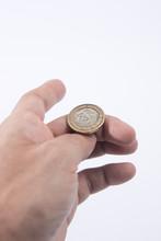 Ten Peso Coin