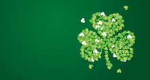 St Patrick's Day Clover Irish ...