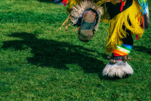 Powwow Shadow Dancer