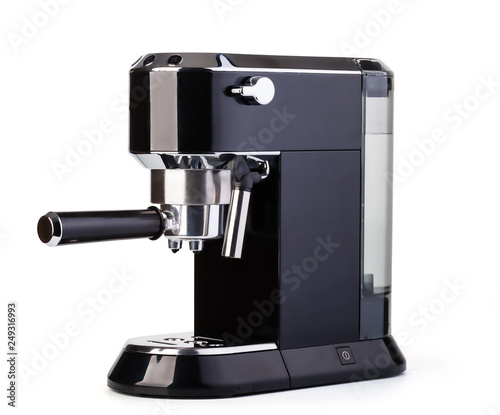 Fotografiet espresso coffee machine