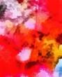 Original abstract painting at canvas. Mixed media pattern. Hand drawn art background.