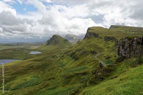 Photo Stands Pale violet Schottland - Isle of Skye - Quiraing