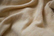 Soft Cashmere Texture, Cosy Warm Cashmere Sweater Or Blanket Texture Closeup
